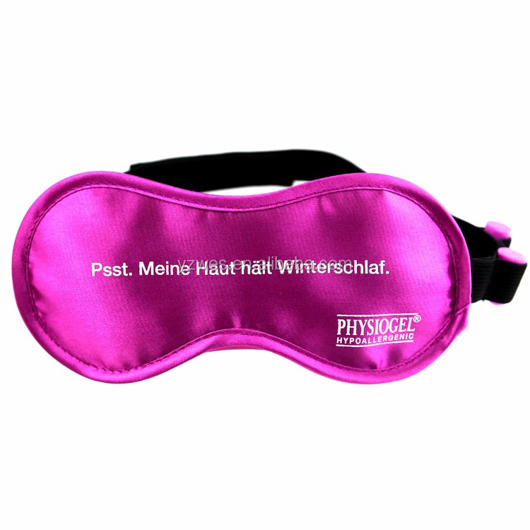 Sleeping Eyemask With Pouch and earplug