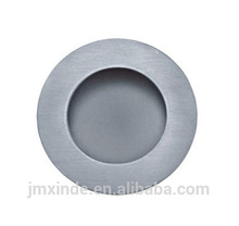 high quality Round Stainless Steel Flush Cup Pull furniture handle