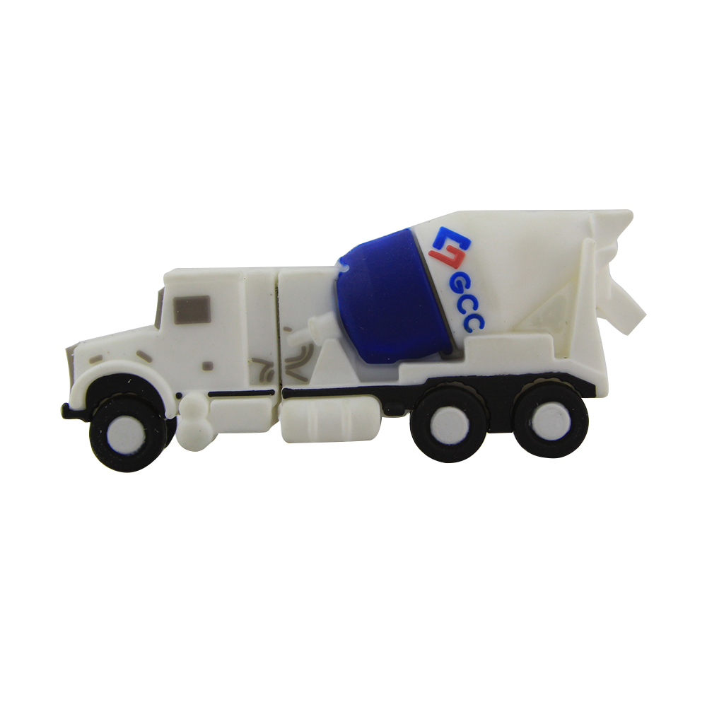 Bulk items truck shaped memory stick 8gb usb flash drive custom logo