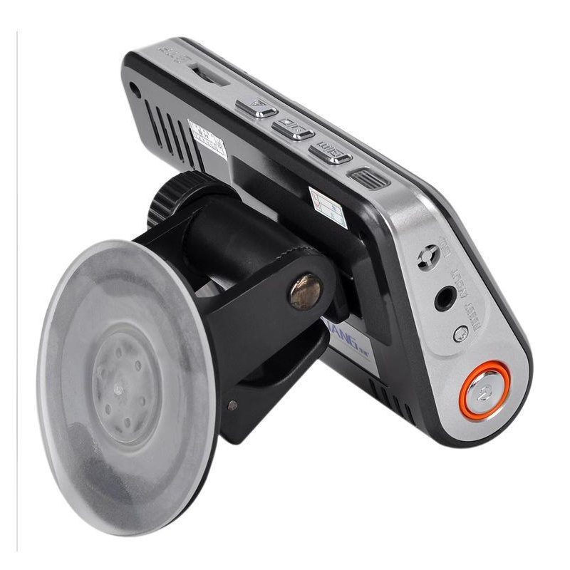 dual lens car dvr camera recorder front and back