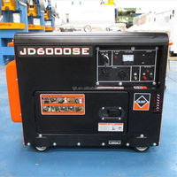 JLT POWER Air cooled Single Phase Electric Generator diesel engine for sale