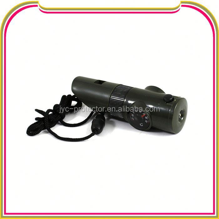 MG095 outdoor sruvival whistle with signal mirror