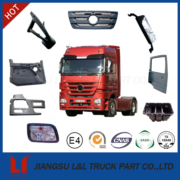 high quality truck body parts spare parts for mercedes actros iveco volvo