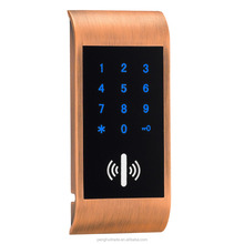 High Reliable digital keypad code EM RFID combination locks for cabinets