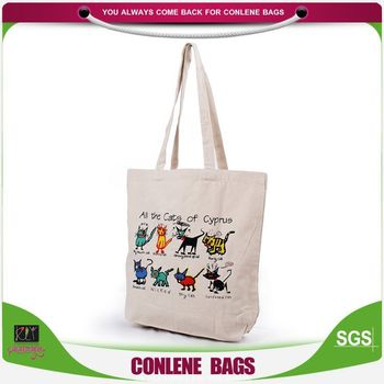 Super Quality Cotton Canvas Grocery Bags