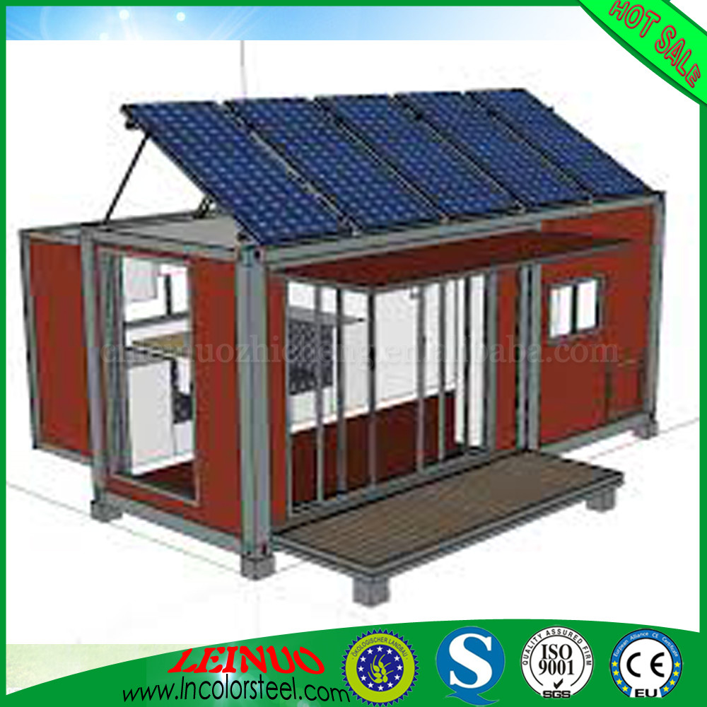 high quality Optional Colors Light Gauge Steel Australian Standard expandable house strong and durable for temporary office