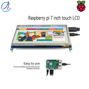 2018 Hot Full Hd Capacitive 7 Inch Display Raspberry Pi 3 Touch Screen