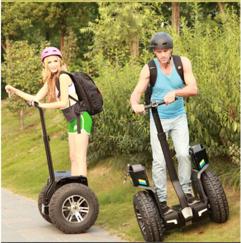 2 wheels scooter for adults V4+ off road wind rover 2 wheel balance scooter with remote control 1800w
