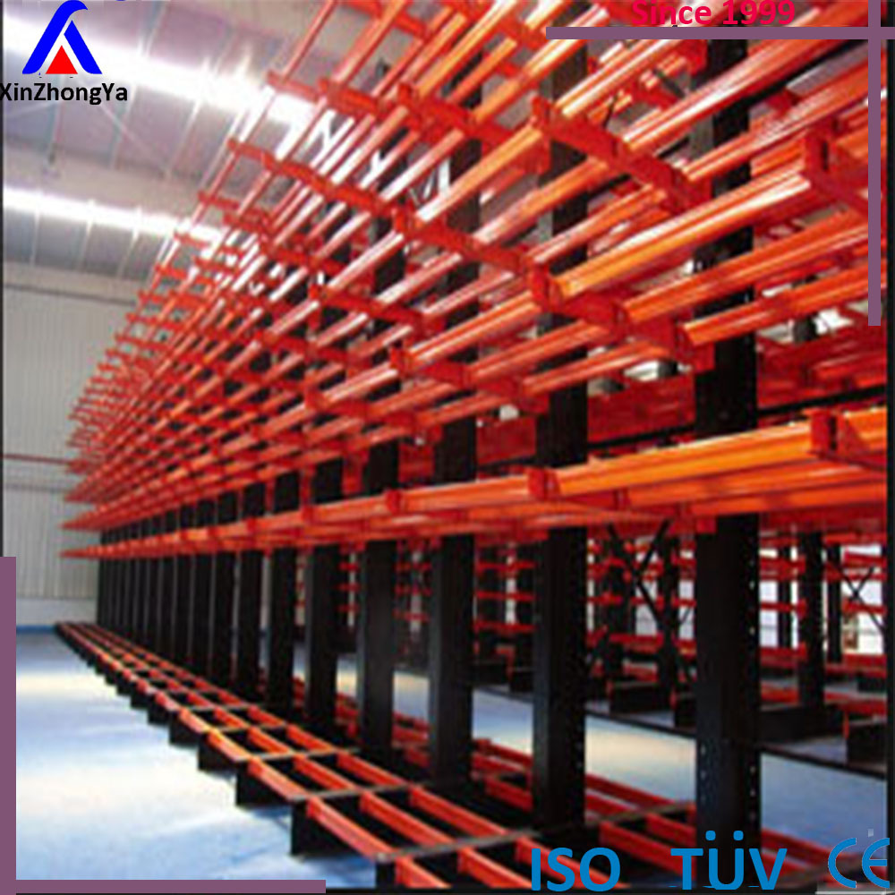 Heavy Load Car Storage Rack for Industrial Warehouse