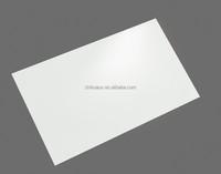 pure white high gloss acrylic sheet/PETG sheet manufacture for kitchen furniture panels