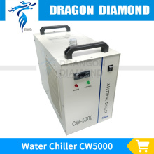 High quality S&A CW5000 industry water chiller for Co2 laser machine laser tube 80w 100w