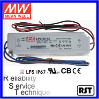 LPV-35-15 Single Output Switching Mean Well 35W 15V led power bank