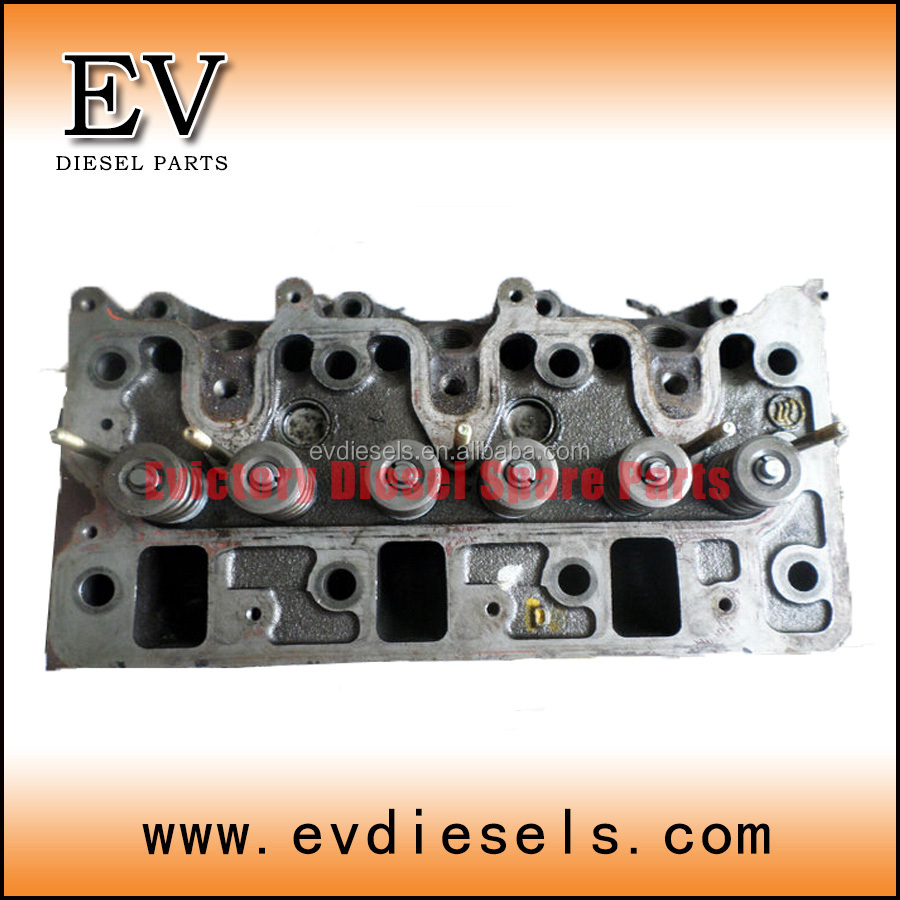 good condition cylinder head 3LD1 cylinder block for ISUZU excavator use