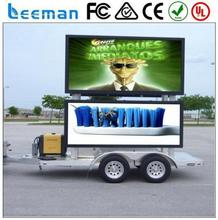 2015 Leeman LED Taxi sign mobile road advertising solutions alibaba italia
