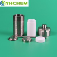 Stainless steel 50ml industrial reactor
