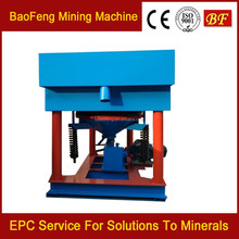 Hot sale jig for gold concentrating machine
