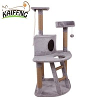 Factory Pet Condo Ultimate Climbing 2017 New Products Funny Cat Tree