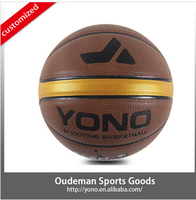 OEM Customized cheap price PU leather wholesale basketball for training value for money