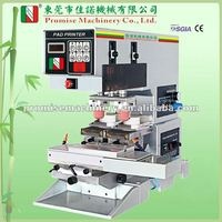 Model JN-CP2-160SD Two Colour Desktop Sealed Ink Cup Pad Printing Machine