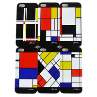 High quality UMKU grid mobile phone cases for iphone 5 5s