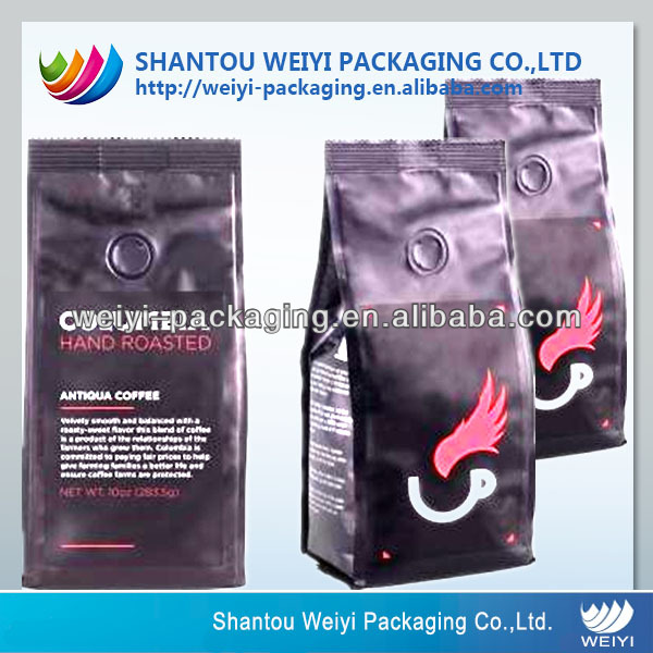 kraft paper bags with valve pack their powder resins(chemicals)