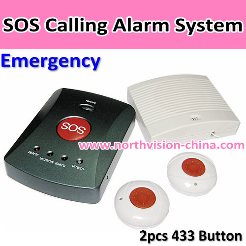 elderly sos alarm emergency call system,medical alert alarm GSM home alarms for elderly