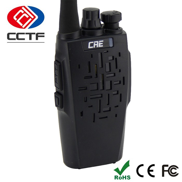 Ct-512 Guide Digital Talkie Walkie Mini Pocket High Quality Waterproof Two Way Radios For Museum Church Communication