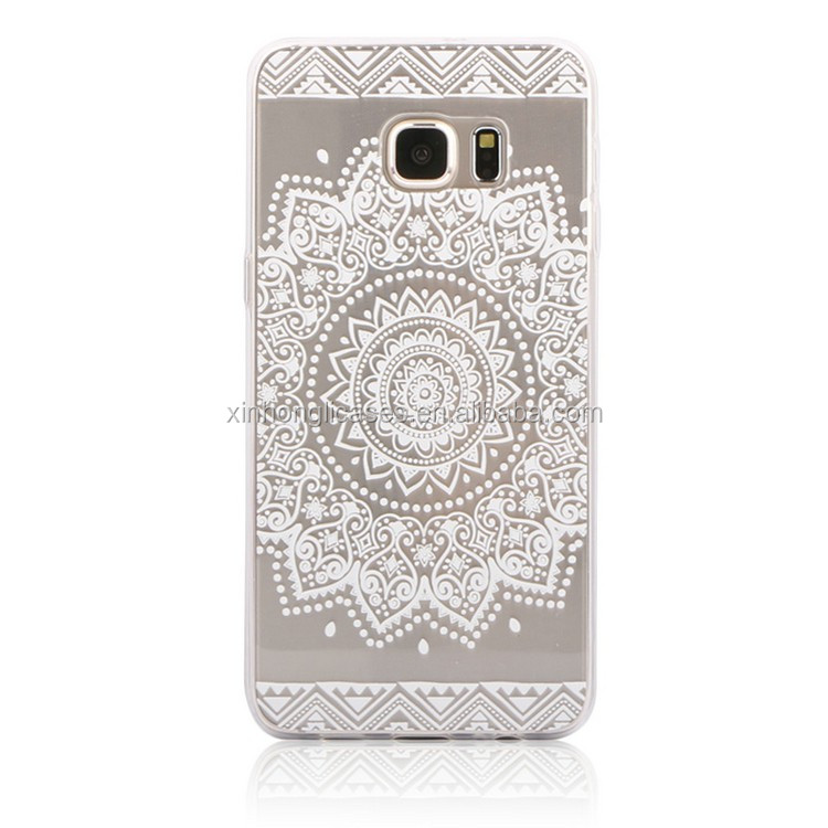 Top selling products 2017 for S6 edge Plus uv printing cases