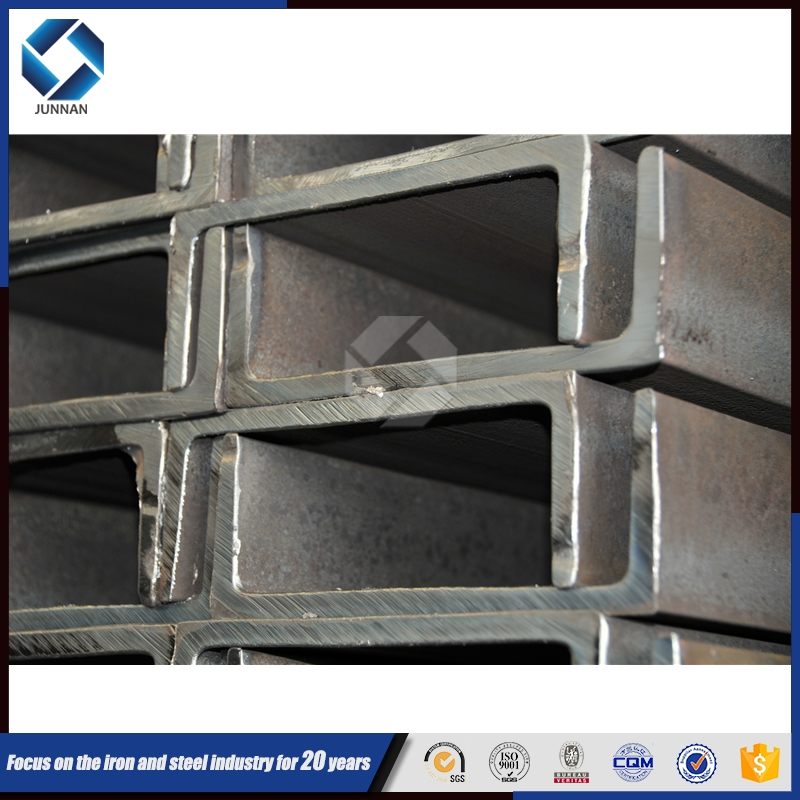 u shape channel aluminum extrusion profiles