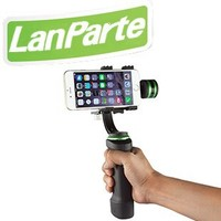 Lanparte Hand Held Gimbal Camera and GoproSteadycam