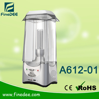 A612-01 Rechargeable Emergency Fluorescent Lantern