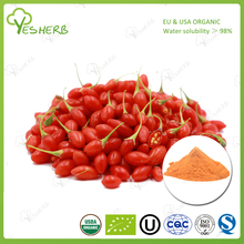 wolfberry fruit p.e organic powder price wolfberry juice concentrate powder