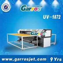Glass/wood/metal printing machine/Glass UV led flatbed printer