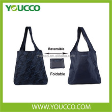 Reversible Shopping Tote Bag Foldable Grocery Shopping Bag for Car