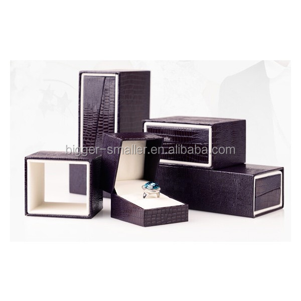 High Quality Vintage Handmade 925 Thai Silver Jewelry Brass-Hinged Setup Boxes