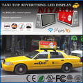 Niyakr Top Ten LED Manufacturers Wireless Advertising Taxi LED Display Publicity