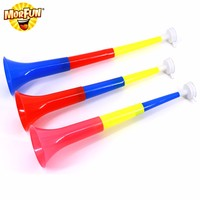 Long Three Sections Colorful Super Loud Air Horn Football Games