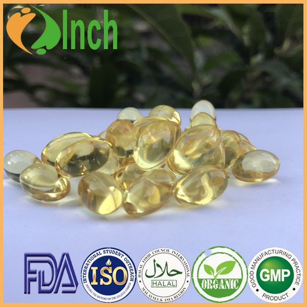 Private Label Omega 3 Fish Oil Halal Softgel