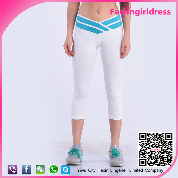 Factory Direct Sale Various Colors Yoga Pants Indian Manufacturers