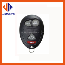 Car key shell 4 button for Buick Century remote card cover (AS013003)