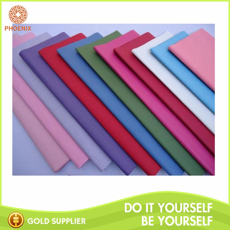 Bright Diy Color Crepe Paper