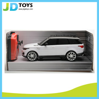 Plastic children electronic rc car toys Scale 1:24 rc car toy