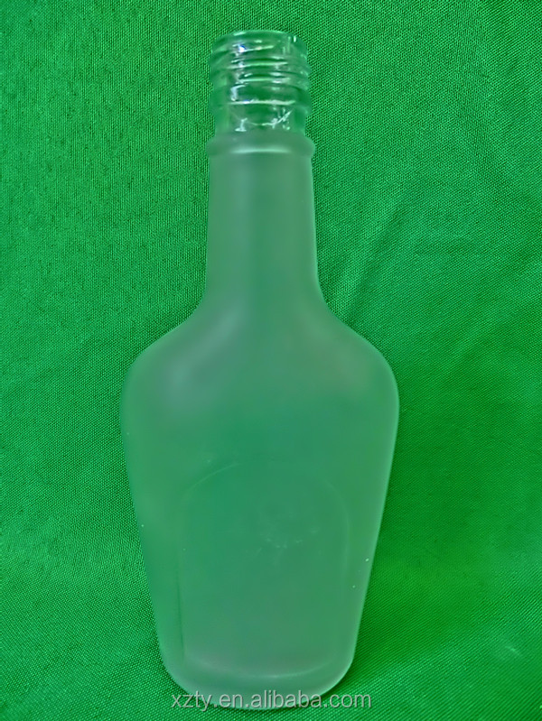 Frosted Food Grade frost JUICE/BEER/WINE/VODKA/MILK Bottle