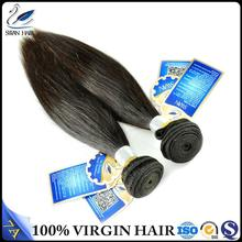 SWAN For 2015 new arrived queen like brazilian human hair