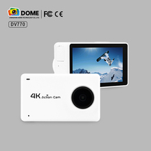 2017 latest price 170 degree action Video Camera 4K Action Camera international 4K cam factory