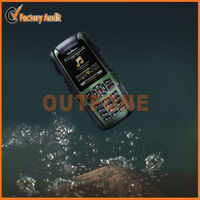 Ruggedized ip67 mobile phone waterproof