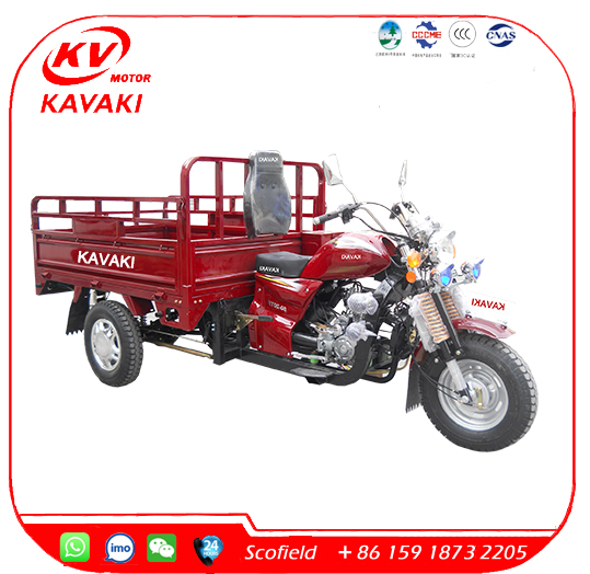 China Three Wheel Motorcycle Tango Three Wheel Car EEC Trike 3 Wheel Tricycle