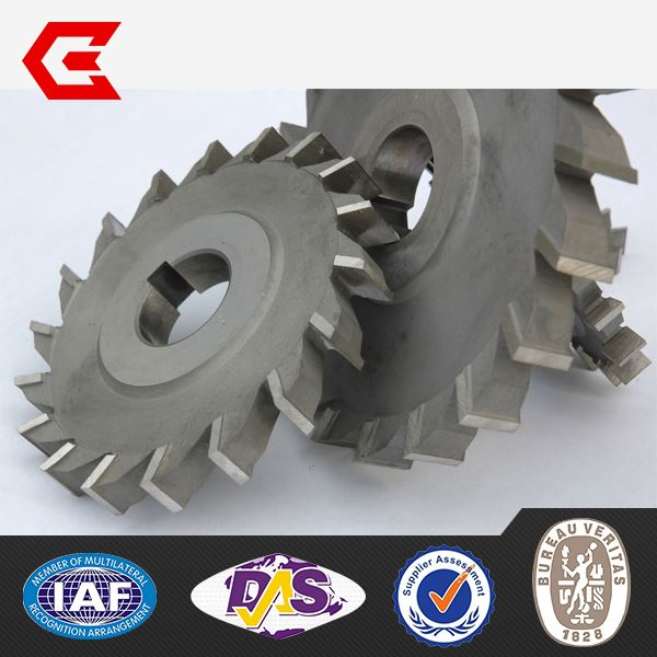 Factory supplier newest special design slitting saw cutter made in china