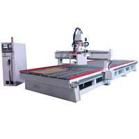 ATC multi functional woodworking cnc router engraving machine