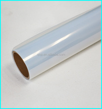 microporous screen printing polyester film 120mic glossy waterproof transparent pet film for inkjet printers
